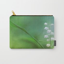 lily of the valley... Carry-All Pouch