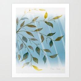California Dreamin-Barbara Chichester Art Print