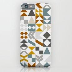 Mid West Geometric 05 iPhone 6s Slim Case