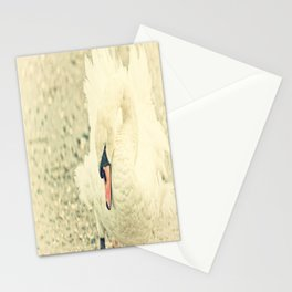 Swanny Stationery Cards