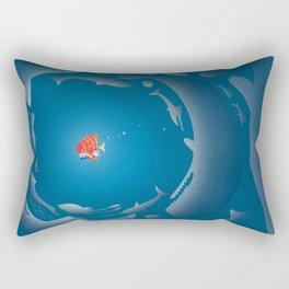GAGarlic 4 Rectangular Pillow