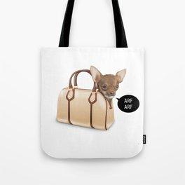 BagDog Tote Bag