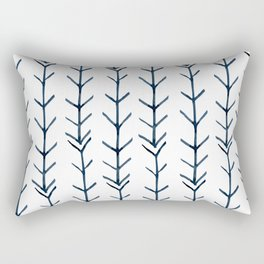 Twigs and branches Rectangular Pillow