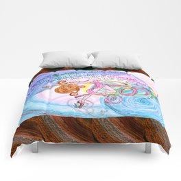 Blitzar Girl Comforters