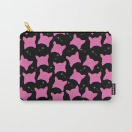 Pink Pussy Hats Print Carry-All Pouch