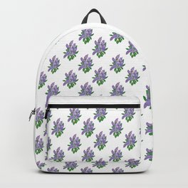 Lilacs: Syringa Backpack