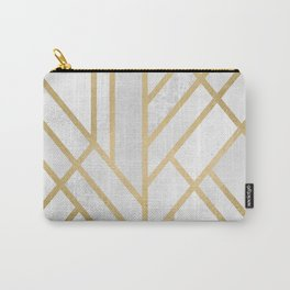 Art Deco Geometry 2 Carry-All Pouch