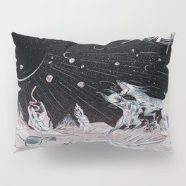 HUNGRY GHOST Pillow Sham