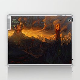 And in the Darkness Bind Them Laptop & iPad Skin
