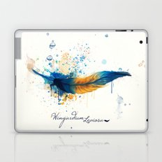 Wingardium Leviosa Laptop & iPad Skin