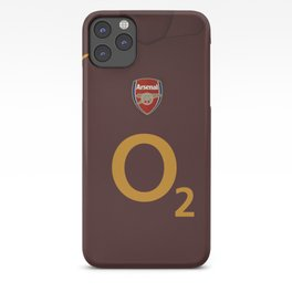 ARSENAL 2005-06 HOME KIT iPhone Case