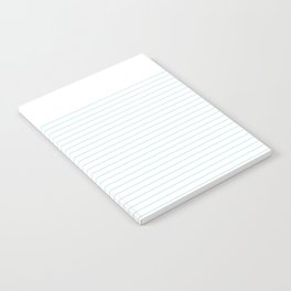 Notepaper Notebook