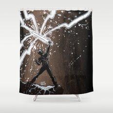 Epic Warrior Shower Curtain