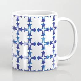 blue morrocan dream no1 Coffee Mug