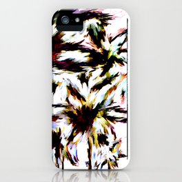 Palm Trees In Juno iPhone Case