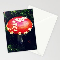 Fairytale Toadstool Stationery Cards