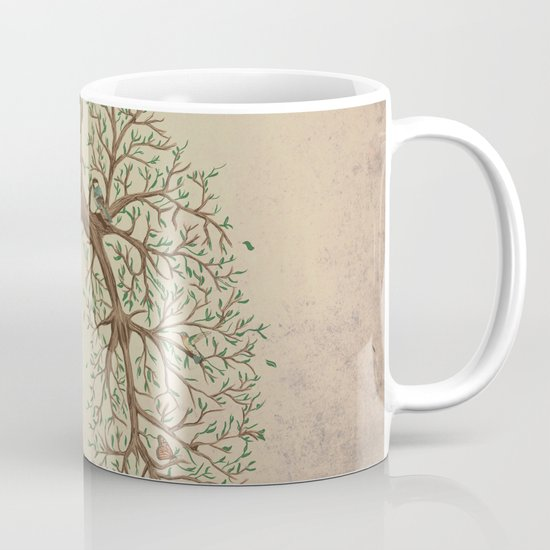 Breathe! Coffee Mug