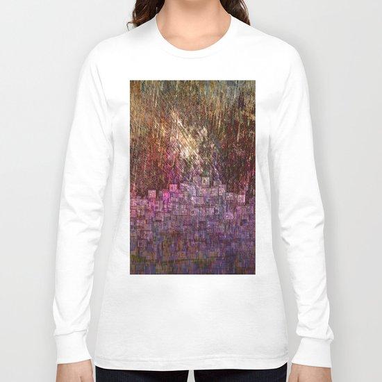 Raining Heavily / Autumn 27-10-16 Long Sleeve T-shirt