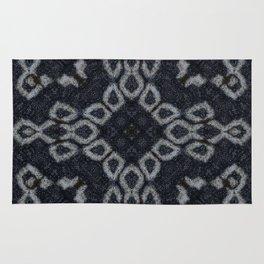 Floral pattern #007 Rug