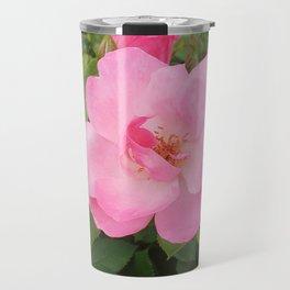 Pink Travel Mug