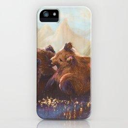 Makwa iPhone Case