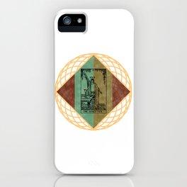 Tarot Magician Ancient Spiritual Playing Divination Card product iPhone Case