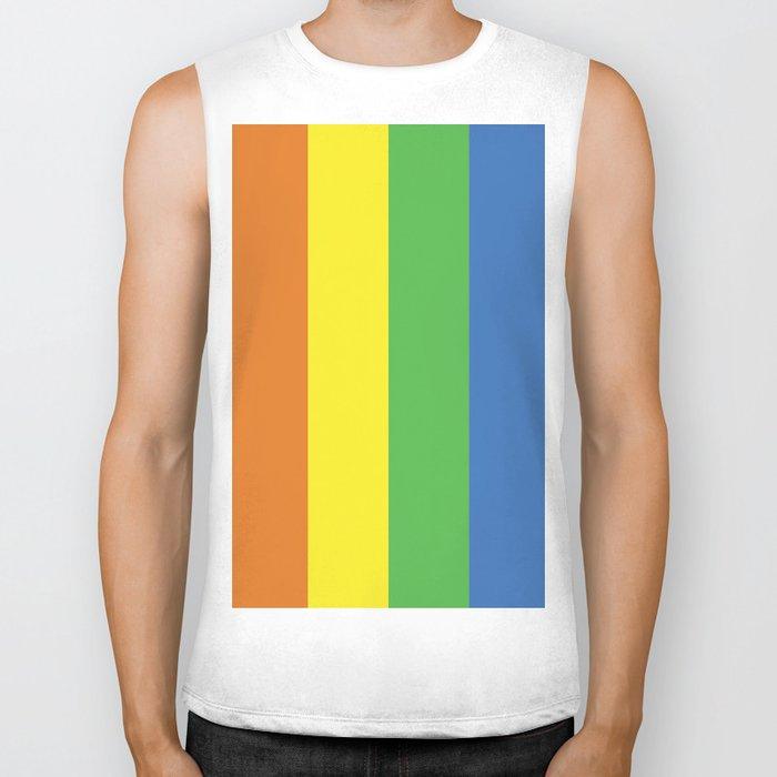 Pride Biker Tank
