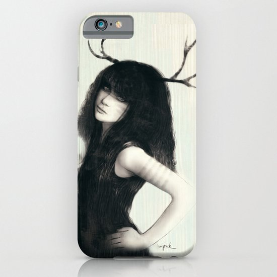 Zooey iPhone & iPod Case