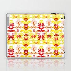 YELLOW RED Laptop & iPad Skin