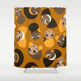 70's Love Shower Curtain