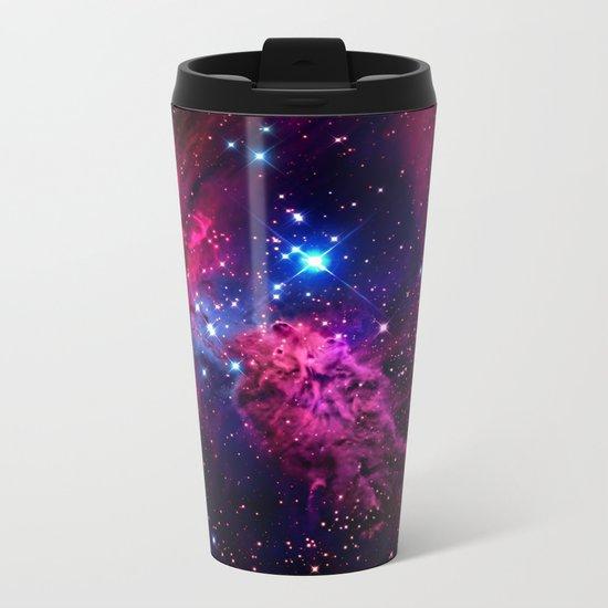 Galaxy! Metal Travel Mug