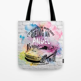 The Lovely Reckless - Angel Tote Bag