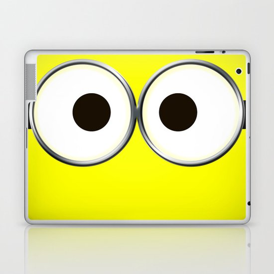 minion Laptop & iPad Skin