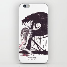 Demissio iPhone Skin