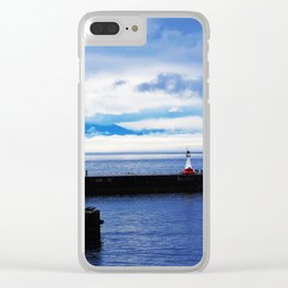 Shot at Sea Clear iPhone Case