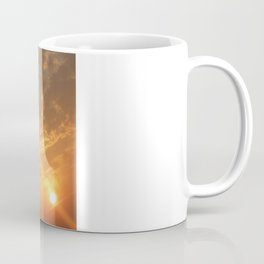 Sun in a corner Coffee Mug
