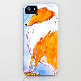 Collie iPhone Case