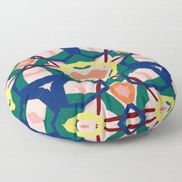 Kids toys kaleidoscope Floor Pillow
