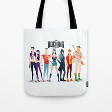 the rocking league Tote Bag