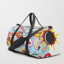 Crash Bang Boom Duffle Bag