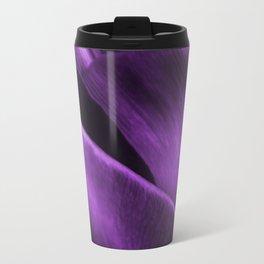 Ultraviolet Flower Petals #decor #society6 #homedecor Travel Mug