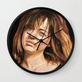 Scrunch Wall Clock