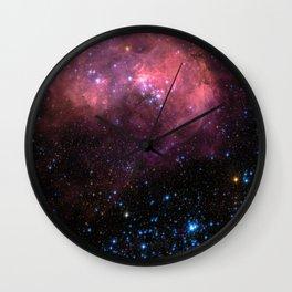 Large Magellanic Cloud Wall Clock