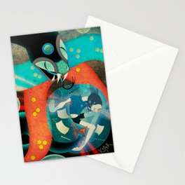 THE AWAKENING OF THE SERPENT Stationery Cards