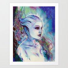 Liara Art Print