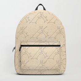 Scribbled Unicorn V3 Backpack