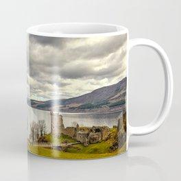 Castle Urquhart and Loch Ness Coffee Mug