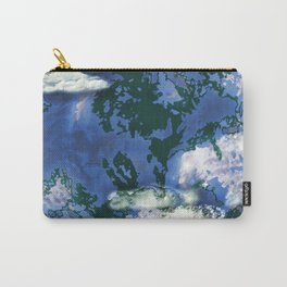 unrealistic earth. Carry-All Pouch