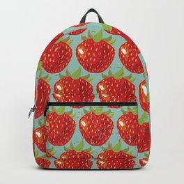 Strawberries Backpack