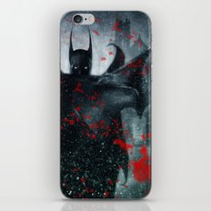 Shadow of the Bat iPhone & iPod Skin